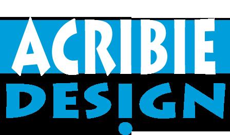logo Acribie Design